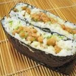 【おにぎらず】美味しく簡単に作りたい人気の納豆レシピまとめ